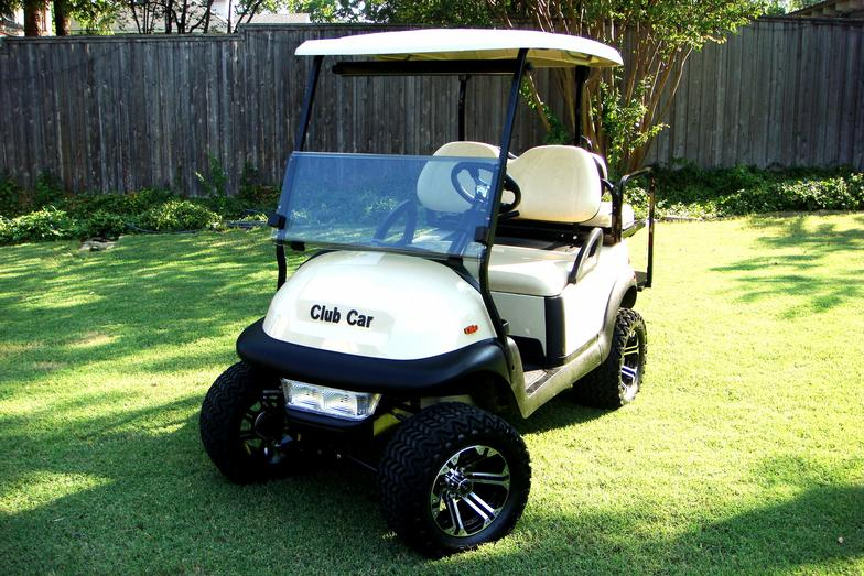 Used Golf Carts Dallas- Fort Worth - DFW - North Texas Hoods For Club Car Golf Carts Html on