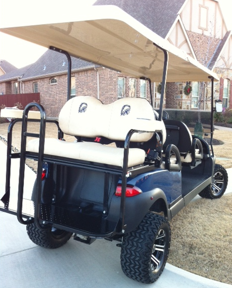 Used Golf Carts Dallas- Fort Worth - DFW - North Texas Golf Cart Bluetooth Speaker Box on replacement speakers for motorcycle helmet bluetooth, boss waterproof motorcycle speakers bluetooth, pyle motorcycle speakers bluetooth,